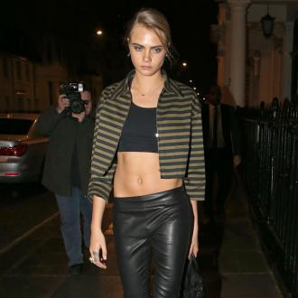 Cara Delevingne Dreams Of Superhero Role