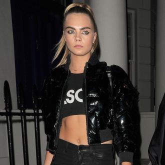 Cara Delevigne Was 'Horrifically Terrified'