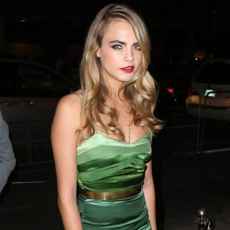 Cara Delevingne's Music Debut