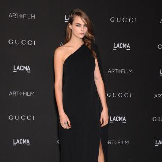 Cara Delevingne Donates Handbag To Charity Sale