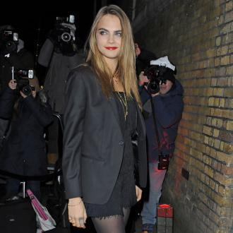 Cara Delevingne Wants To Interview The Queen