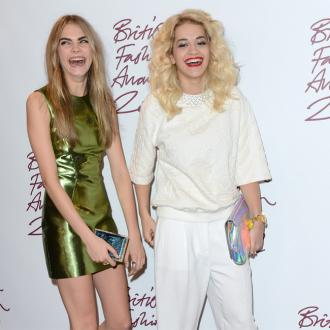 Cara Delevingne and Rita Ora plan clothing line