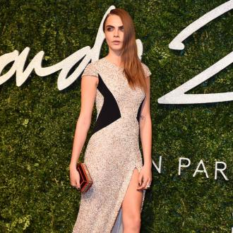 Cara Delevingne Borrowed Karl Lagerfeld's Private Jet