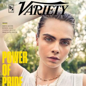 Cara Delevingne 'never thought' she 'needed to come out'
