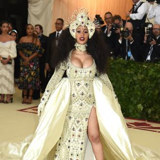 Cardi B 'Grateful' After Offset Survives Crash