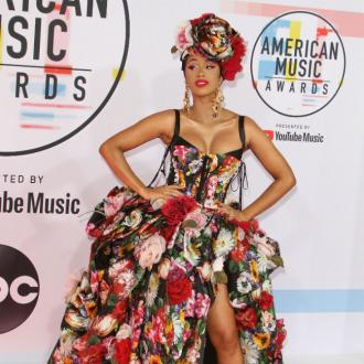 Cardi B moans birthday bash stopped her from eating