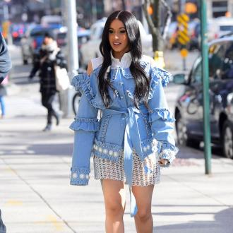 Cardi B spends $80k on jewellery for daughter