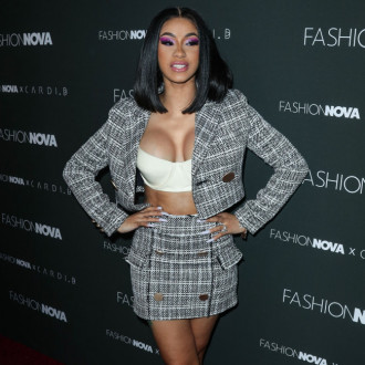 Cardi B congratulates lesser-known artists ahead of Grammy Awards
