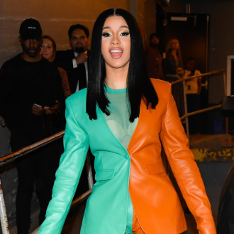 Cardi B is grossed out by celebrities who don't shower