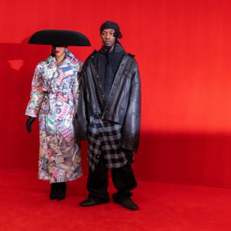 Cardi B 'so proud' of Offset after he walked in Balenciaga's Paris Fashion Week show