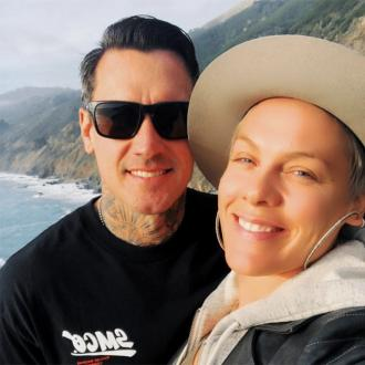 Carey Hart is 'grateful' of 'amazing life' with Pink