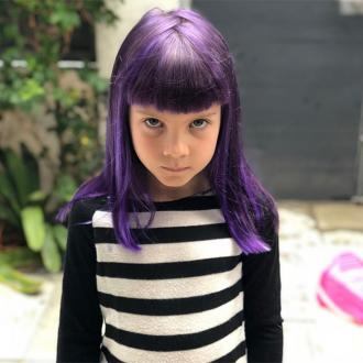 Carey Hart's Daughter Is 'More Punk Than Yours'