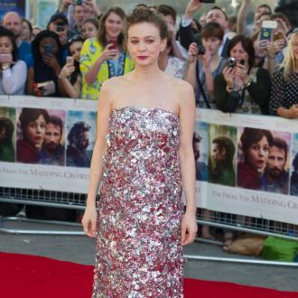 Carey Mulligan 'spent hours in sheep droppings'