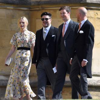 Marcus Mumford 'Hugely' Embarrassed By Royal Wedding Yawn