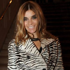 Carine Roitfeld Can Show Her True Self