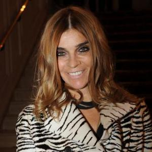 Carine Roitfeld Not Competing With Vogue