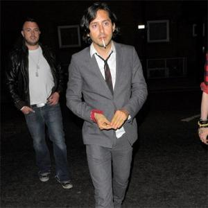 Carl Barat Not A Jewellery Fan