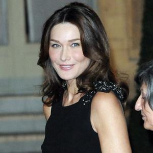 Carla Bruni Praises Emmanuelle Alt's 'Feminine' Qualities