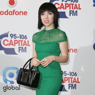 Carly Rae Jepsen Starstruck For 'Entire' Shoot With Tom Hanks