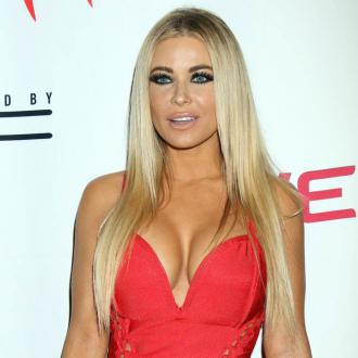 Carmen Electra pickier with men