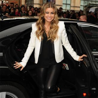Carmen Electra 'Maybe' Had Sex With Cowell