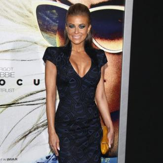 Carmen Electra loves 'sexy' praise