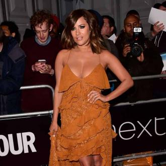 Caroline Flack feels 'more comfortable' with her body