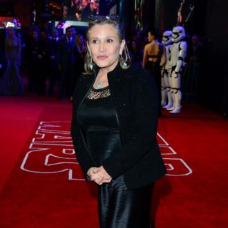 Carrie Fisher: Han Solo's funeral is big part of Episode VIII