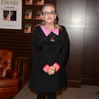Carrie Fisher writes letter about death