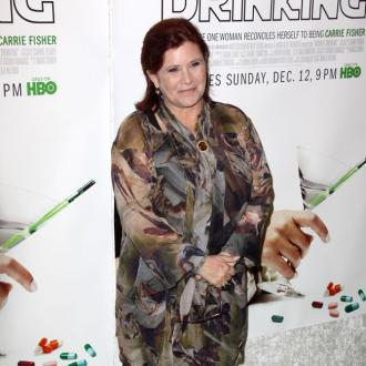 Carrie Fisher: Star Wars Cast Looked A Little Melted