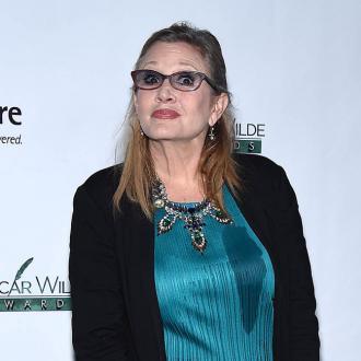Carrie Fisher bemoans Star Wars 'curse'