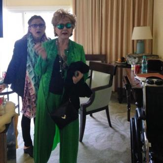 Billie Lourd Wishes Debbie Reynolds A Happy Birthday