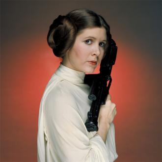Carrie Fisher to be named a Disney Legend