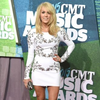 Carrie Underwood: My bum is nicer than it used to be