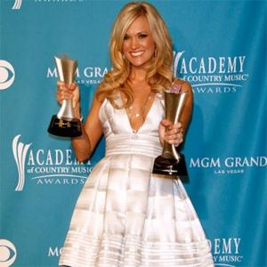 Carrie Underwood Wins At Cmts