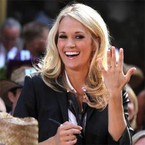 Carrie Underwood Felt 'Lost' On Movie Set