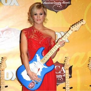 Carrie Underwood Wins Big At Country Awards
