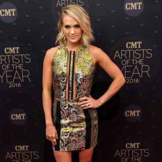 Carrie Underwood is grateful eyebrow pencils exist