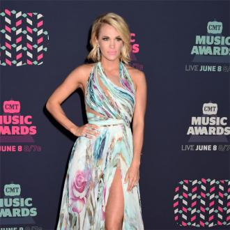 Carrie Underwood empowered by exercise