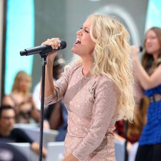Carrie Underwood Admits She Is 'O.c.d.'
