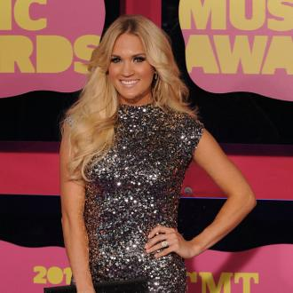 Carrie Underwood Won't Display Awards In Her House
