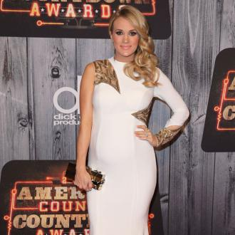 Carrie Underwood Wants To 'Lock Down' Baby Name