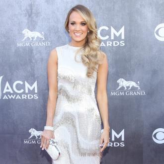 Carrie Underwood's Baby Workout