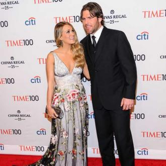 Carrie Underwood being 'doted' on during pregnancy