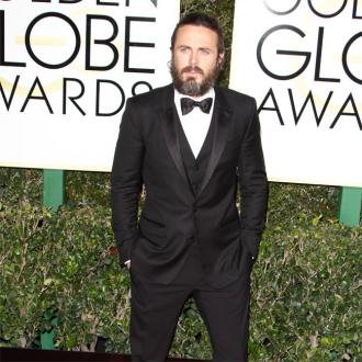 Casey Affleck tried to make room for Sylvester Stallone at the Golden Globes