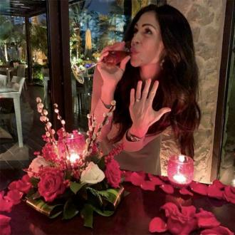 Casey Batchelor Breaks Silence On Engagement