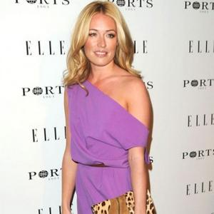 Cat Deeley Wants Mcqueen Dress Framed
