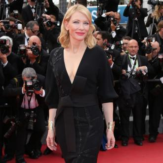 Cate Blanchett bought designer suit with first paycheque