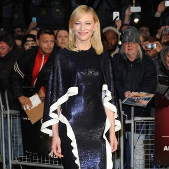 Cate Blanchett: There are plenty of great roles for women