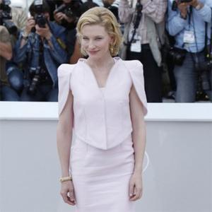 Cate Blanchett's Showbiz Quarantine